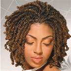 Two-strand twists  with extensions